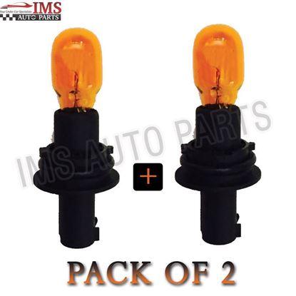 Mercedes Sprinter Wing Mirror Indicator Repeater LensLamp Orange Bulb & Holder Pair