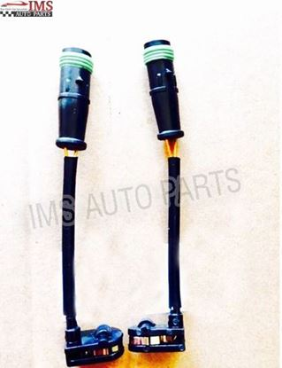 Mercedes Sprinter Front Brake Pad Wear Sensor Pair Green 2007 To 2016 9065401517
