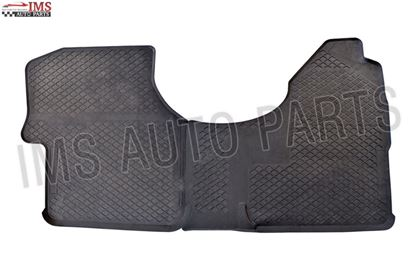 Mercedes Sprinter W906 Rubber Floor Mats Set Heavy Duty Both Separate Pieces