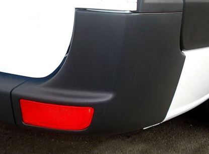 Mercedes Sprinter W906 Rear Bumper Corner Panel Right Side + Free Reflector 2007 To 2017