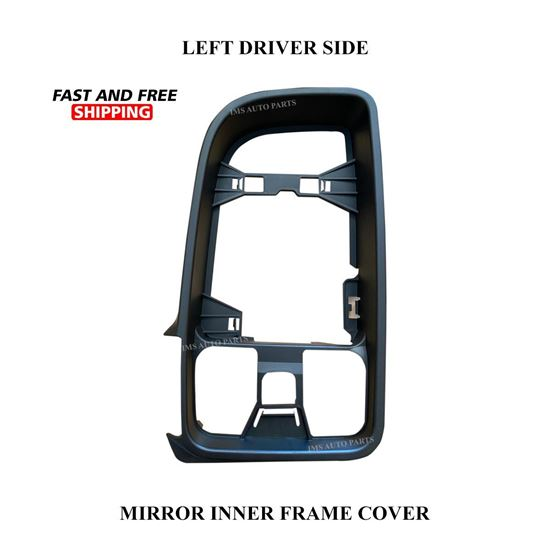 Mercedes Sprinter Mirror Inner Bezel Frame Cover Left Driver Side 2019 To 2020