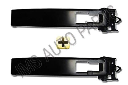 Mercedes Sprinter Rear Door Checkstrap Bracket Locator Arm Guide 06+W906,set Of 2