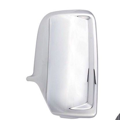 Mercedes Sprinter Door Wing Mirror Chrome Back Casing Cover Right Passenger Side 2007 To 2016