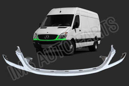 Mercedes Sprinter Front Grille Surround Holder Support Panel 2007 To 2016