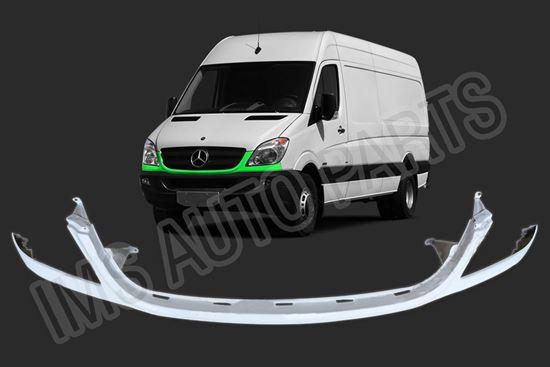 Mercedes Sprinter Front Grille Surround Holder Support Panel 2007 To 2016