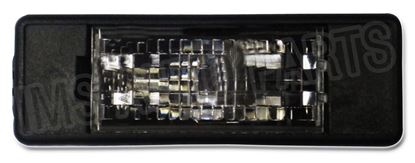 NEW Mercedes Sprinter Rear Door Number Plate Light Lamp With Holder 2006 - 2016