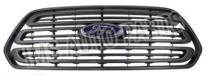 Ford Transit 2013 Front Bumper Upper Grill Bk31-17B968
