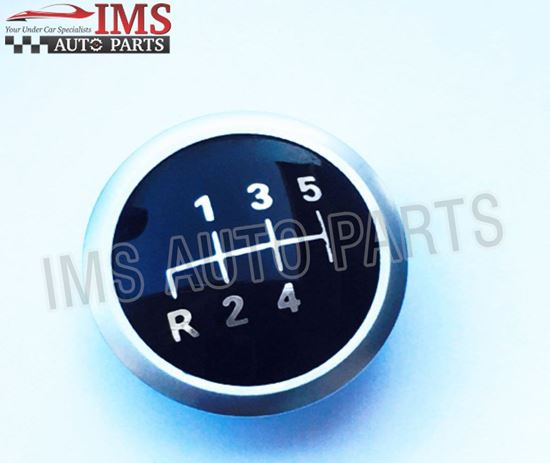 5 Speeds Car Gear Stick Shift Knob Universal Maunal Shifter Lever Cover