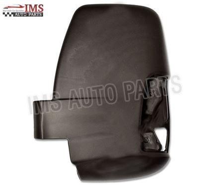 Ford Transit MK8 Door Wing Mirror Black Cover + Inner Frame Left Driver Side N/S 2014 To 2017