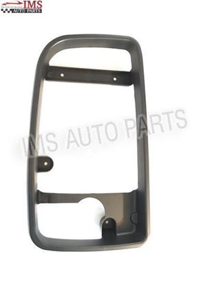 Mercedes Sprinter Door Wing Mirror Black Casing Cover Inner Bezel Frame Left Driver Side NS 2007 To 2016