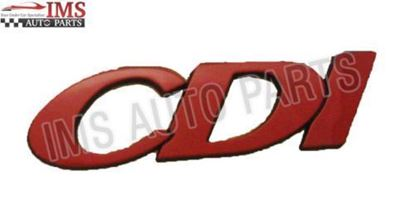 Mercedes Sprinter CDI Badge Emblem 2007 To 2016