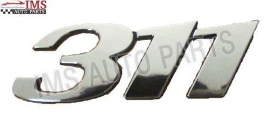 Mercedes Sprinter 311 Badge Emblem 2007 To 2016