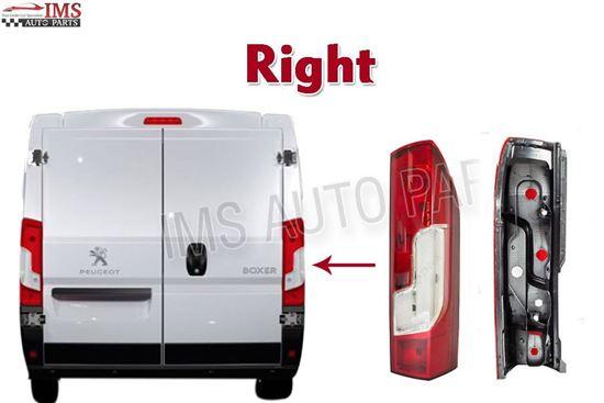 Peugeot Boxer Tail Light Lamp lens Right O/S 2014 2016