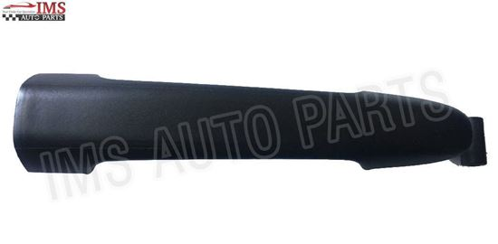 VW CRAFTER SLIDING DOOR HANDLE BLACK NEW SHAPE W906 2007 TO 2016
