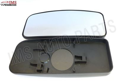 VW Crafter Wing Mirror Lower Small Glass Blind Spot/Slide Left Driver Side 2006 TO 2016