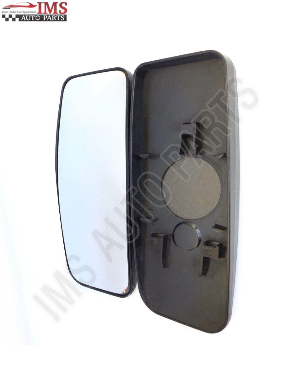 2006 2017 VW Crafter Wing Mirror Lower Glass Blind Spot Slide Left Driver Side