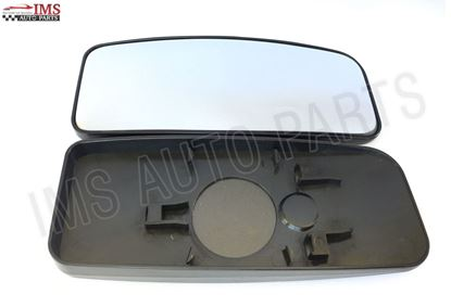 VW Crafter Wing Mirror Lower Small Glass Blind Spot Slide Right Passenger side 2006 TO 2016