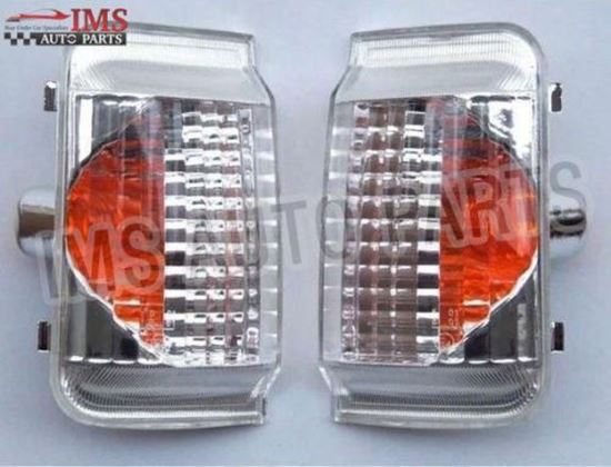 Right and Left Side for Peugeot Boxer 2013 on Rear Tail Stop Light Lamp Pair