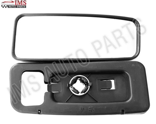 DODGE SPRINTER WING MIRROR LOWER SMALL GLASS NONE HEATED RIGHT PASSENGER SIDE 2007 TO 2016