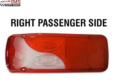 Mercedes Sprinter VW Crafter Cab Chassis Rear Lamp Light Lens Right Hand Passenger Side 2007 To 2016