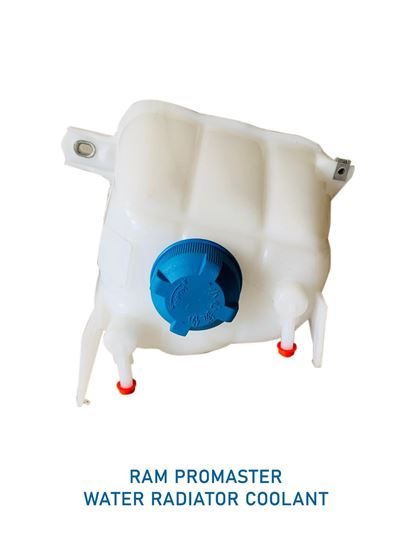 New Ram ProMaster Water Radiator Coolant Tank With Cap 2014 To 2019 52014880AA