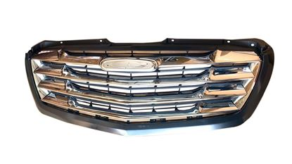 Freightliner Sprinter Front Grill Complete Assembly With Chrome Trim 2014 To 2017