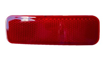 New Ford transit Bumper Red Reflector Back Right Passenger 2014 To 2019