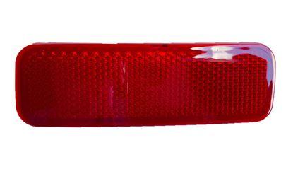 Ford transit 1500 2500 3500 Bumper Corner Red reflector Left Driver Side 2014 To 2019
