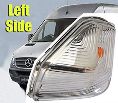 Dodge Sprinter 250 350 Door Mirror Indicator Lens Left Driver Side 2007 To 2016