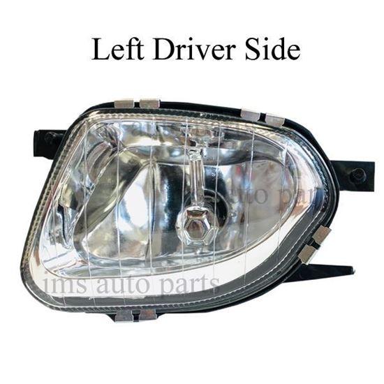 Mercedes Sprinter 2500 3500 Fog Lamp Light With Bulb Left Driver Side 2006 To 2013