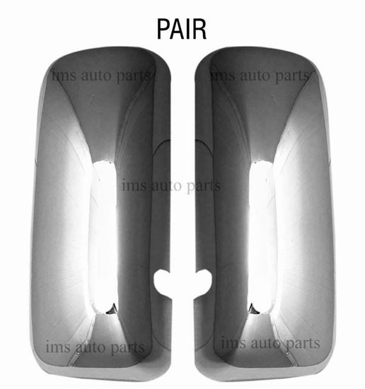 Kenworth Commercial Truck T600 Chrome Mirror Cover Right Passenger and Left Driver Side 2013 To 2019
