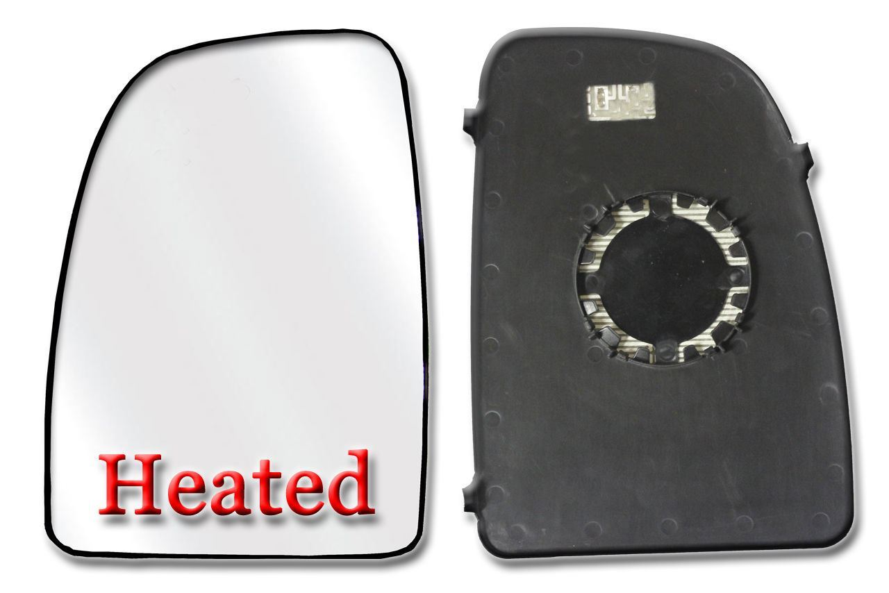 Ram Pro Master Mirror Large Glass With Backing Plate Heated Left Driver 014 015