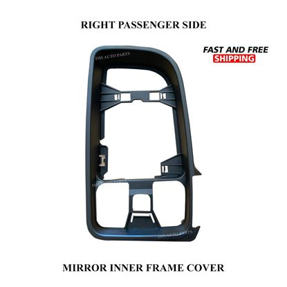Mercedes Sprinter Mirror Inner Bezel Frame Cover Right Passenger Side 2019 To 2020