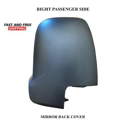 Mercedes Sprinter Mirror Casing Cover Black Right Passenger Side 2019 To 2020